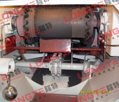 上煤机控制电路电气原理图